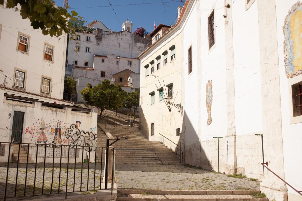 Lisbonne Alfama
