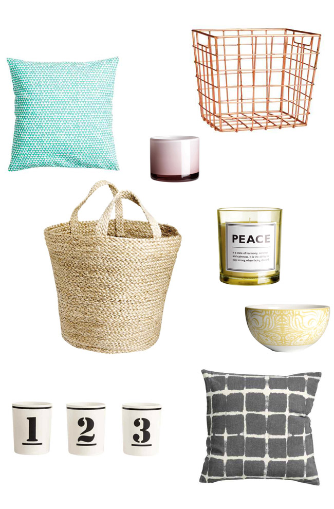 Selection H&M Home